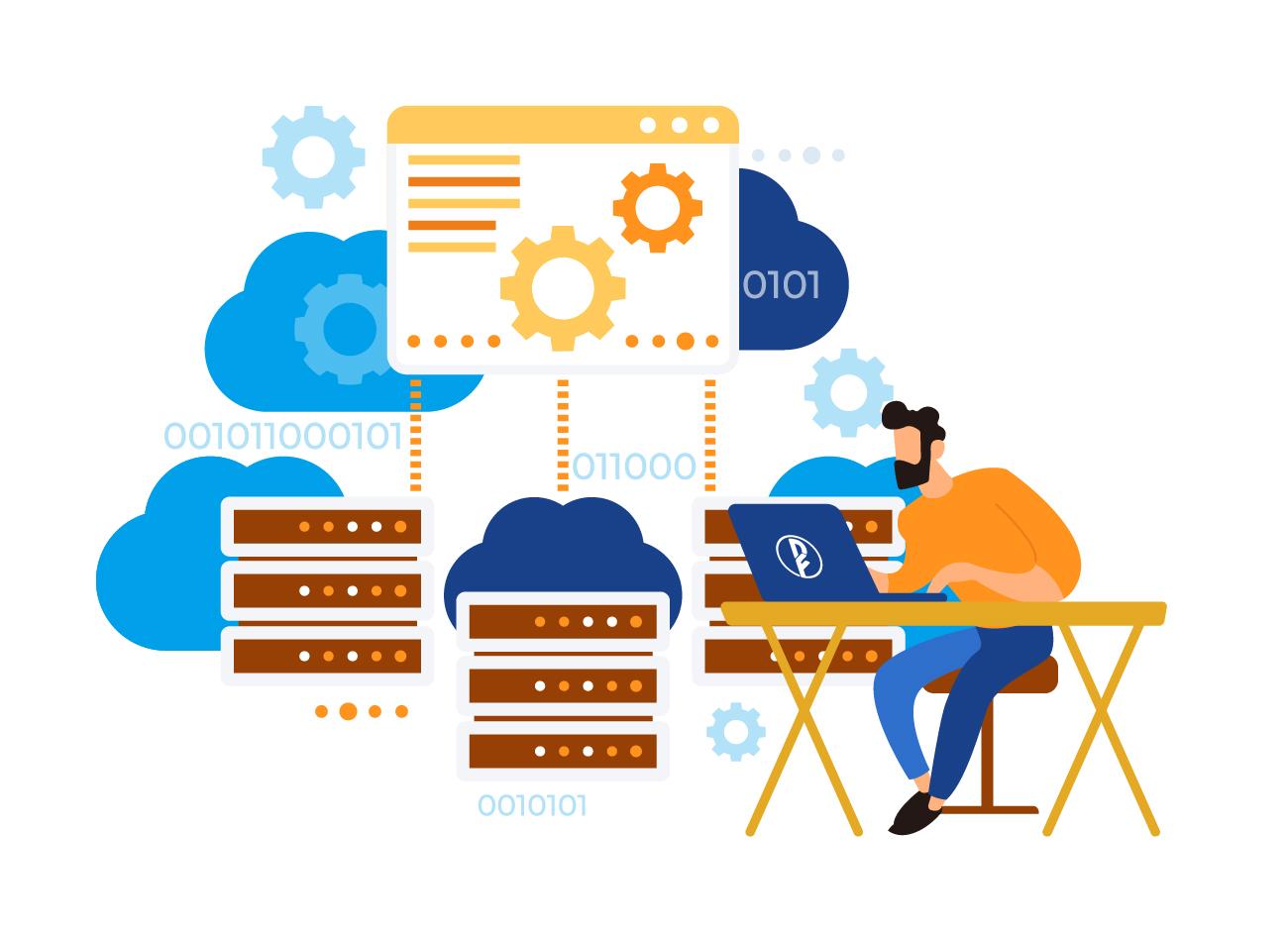 DeFiner Database and Middleware Senior Developer